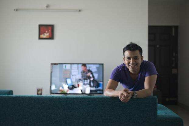 Bharath Jayaraman, 33, human resources professional, says he came out to only those colleagues whom he was close to. Photo: Aniruddha Chowdhury/Mint